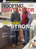 Roofing Contractor May 2019