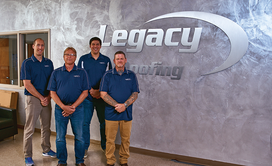 Success Through Safety Legacy Roofing Services 2020 08 04 Roofing Contractor