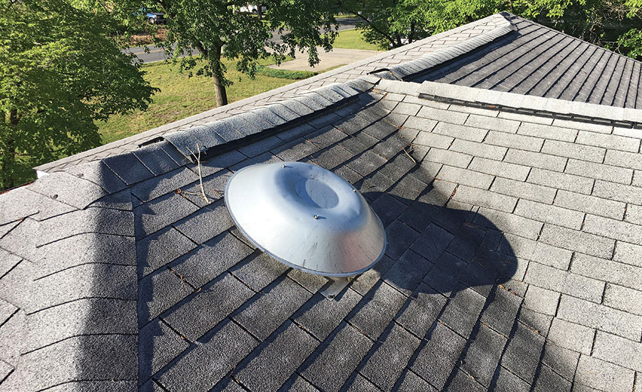 roofing attic vents