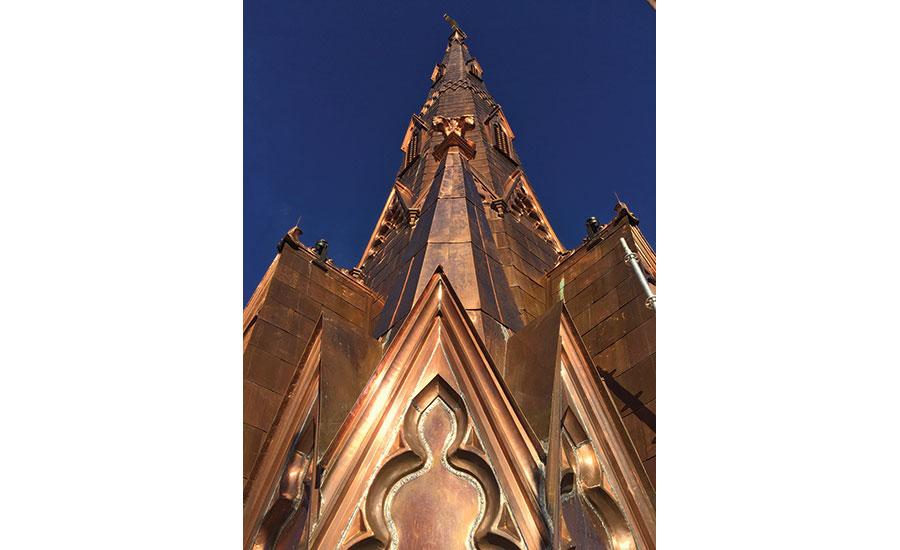 Project Profile Copper Capstone 2020 02 20 Roofing