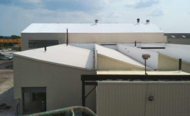 Spray polyurethane foam projects