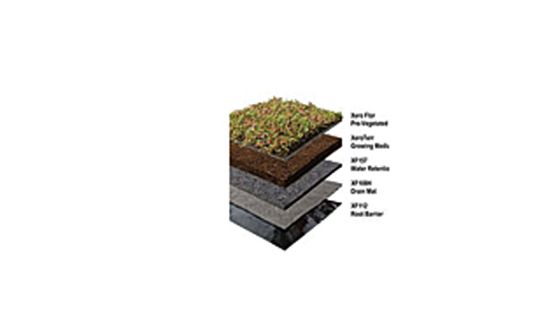 Focus On Vegetative Roof Systems 2013 04 11 Roofing