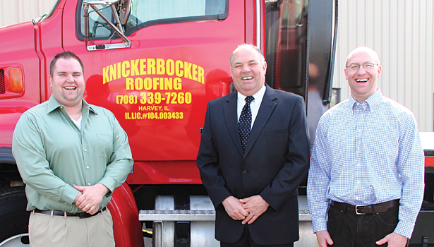 Shared Focus Knickerbocker Roofing And Paving Co Inc