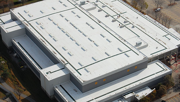 vented roof system