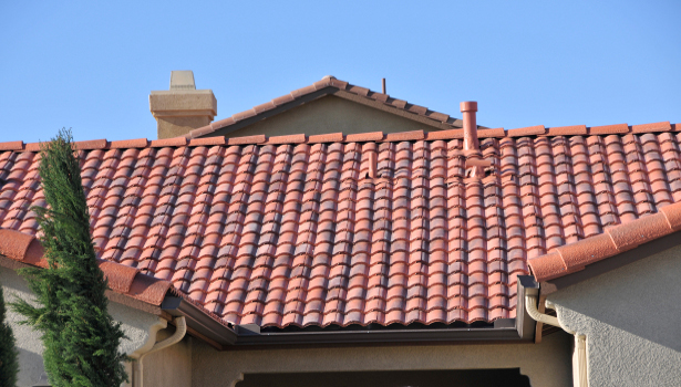Concrete Roof Tile Helps To Keep A Home Cooler In Summer Months And Warmer Winter