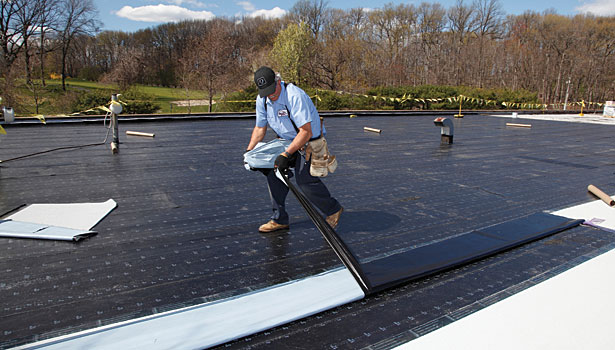 You Can Bank On It 2012 09 10 Roofing Contractor