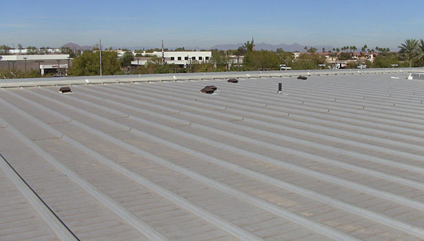 Galvalume Ssr Panels 2013 09 12 Roofing Contractor