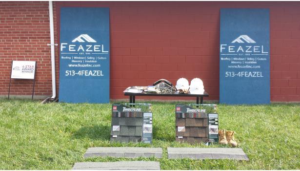 Feazel Donates New Roof To Cincinnati Early Learning