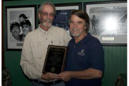 Joe Hart Receives Jim Carr Lifetime Achievement Award