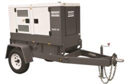 Atlas Copco construction equipment