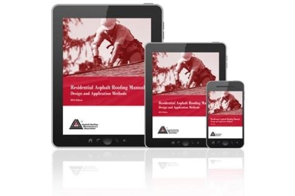 ARMA Offers Technical Residential Roofing Manual as eBook | 2015-01