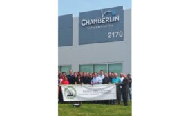 Chamberlin Roofing and Waterproofing Opens New Office