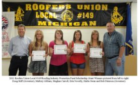 SMRCA scholarship winners