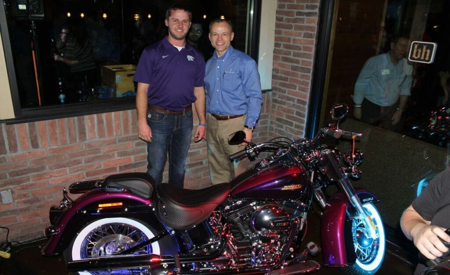 Beacon Roofing Supply Inc. Supports Ride2Recovery With Harley Giveaway At  IRE 2016