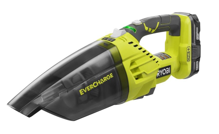Ryobi 18v One Evercharge Hand Vacuum 2015 11 05