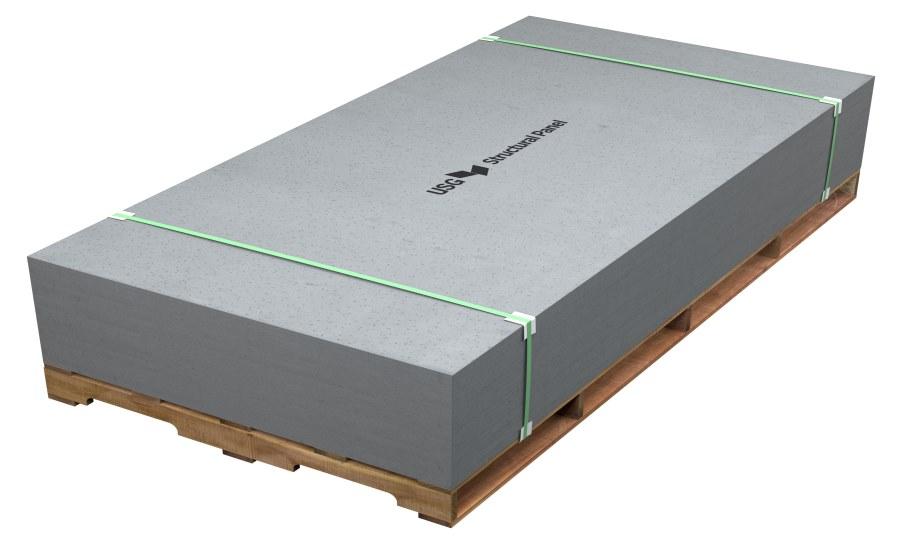 Structural Panel Concrete Roof Deck