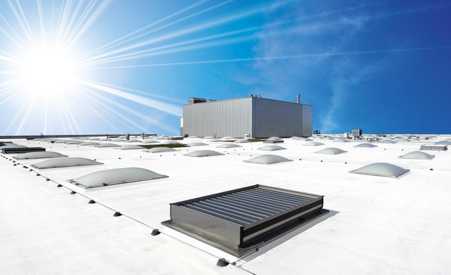 Kemper System To Demo New U0027Cool Roofu0027 That Boosts Building Energy Efficiency