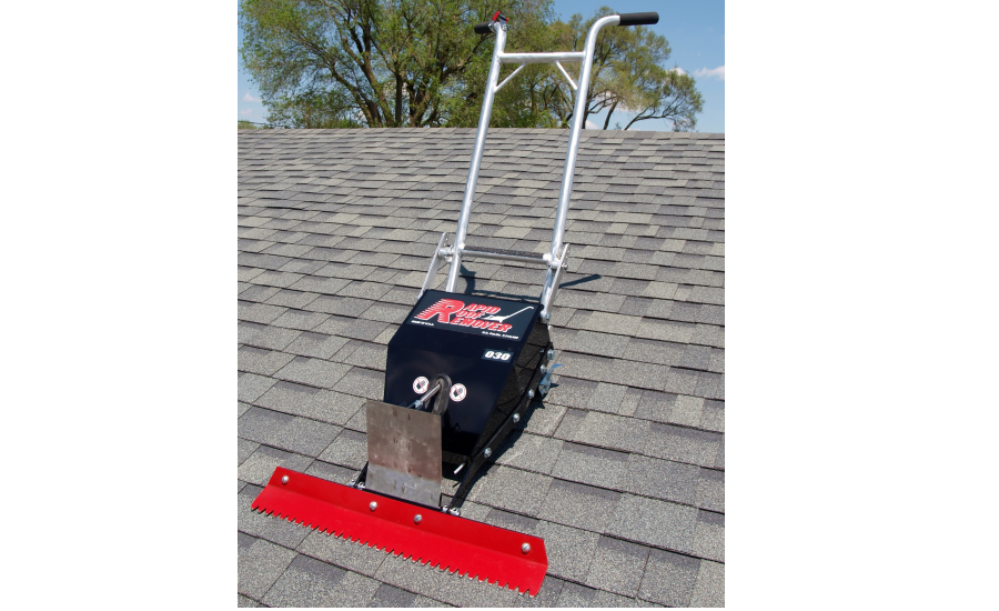 Rapid Roof Remover Pneumatic Shingle Remover Rapid Roof