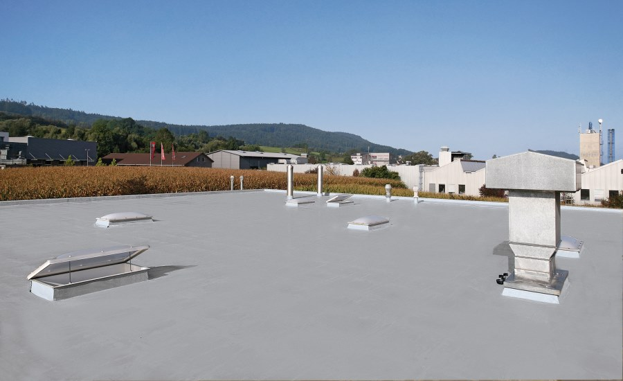 Kemperol 174 Ac Speed Fr System 2016 10 31 Roofing Contractor