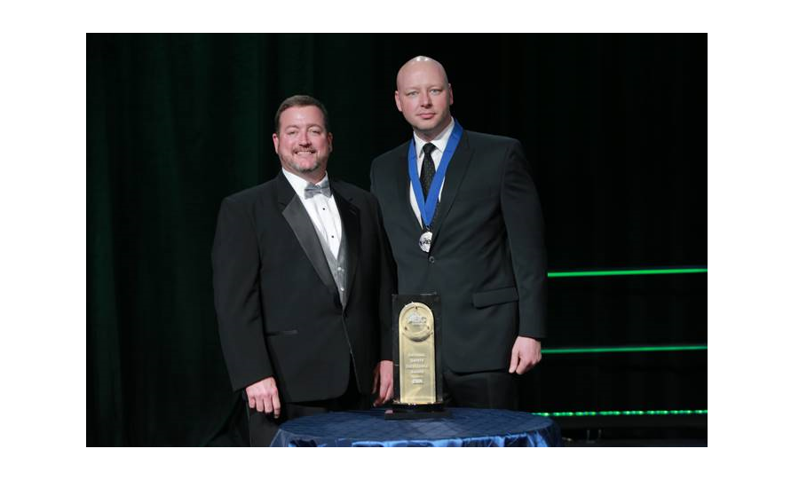 Chamberlin Roofing Amp Waterproofing Earns Several Awards