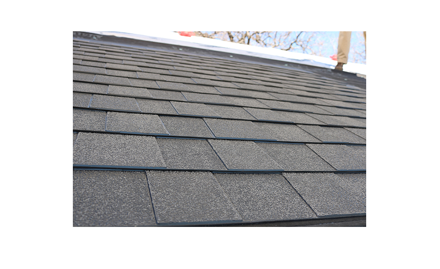 F wave revia premium patented synthetic roofing for Synthetic roofing materials