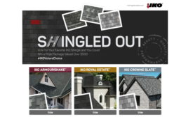 Shingled Out