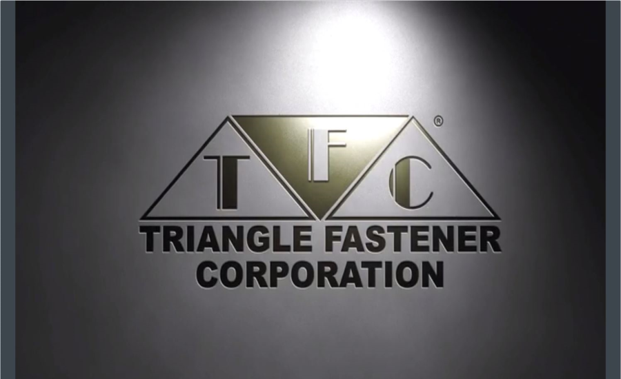 Triangle Fastener Corporation Announces the Release of Their Corporate Video 3