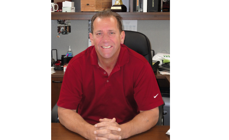 Ron Newton Retires From Snyder Roofing U0026 Sheet Metal, Inc.
