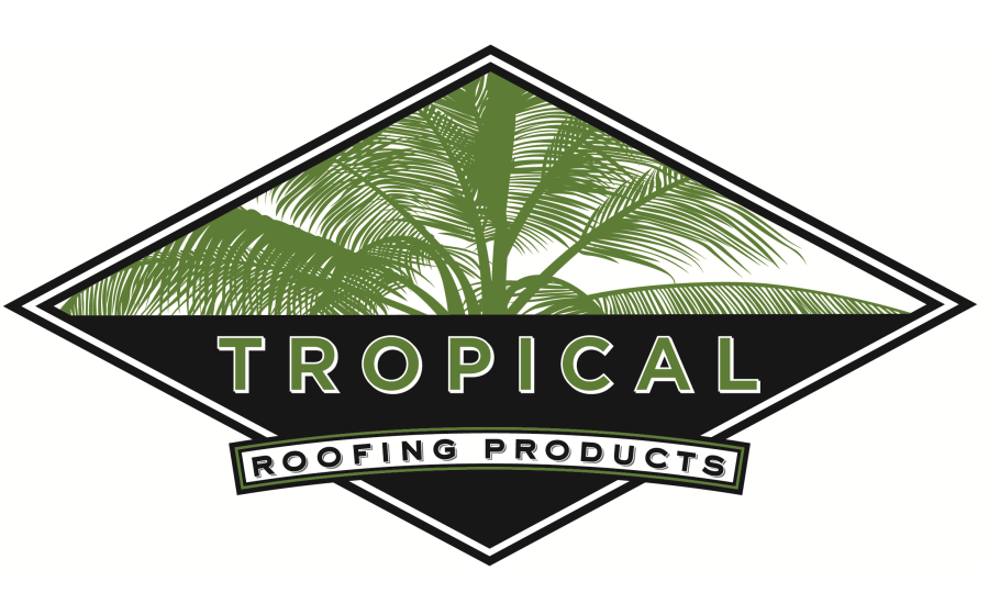 Tropical roofing products welcomes new sales for New roofing products