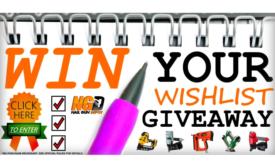 Wishlist Giveaway