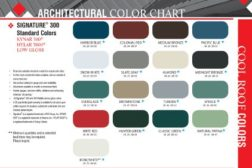 New Standard Color Offerings