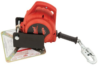 Reusable Swiveling Roof Anchor 2012 02 13 Roofing
