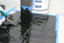 Liquid Roofing Mastic feature