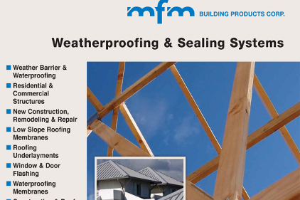 weatherproofing brochure feature
