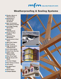weatherproofing brochure in body