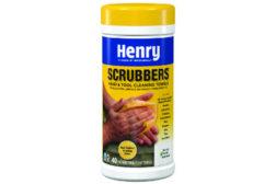 Henry Scrubber