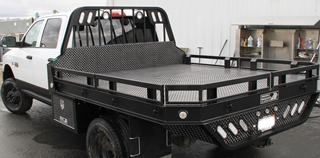 Highway Products Aluminum Flatbeds