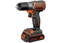 BLACK+DECKER lithium cordless drill