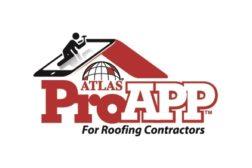 Atlas Roofing iPad app