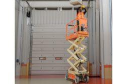 JLG Industries scissor lifts