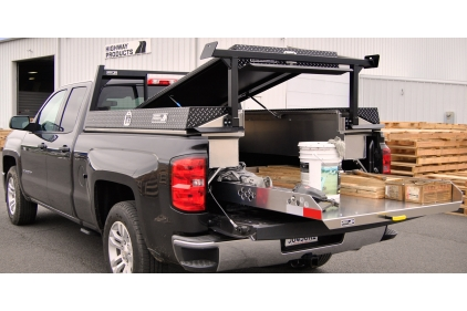 Work Truck Bed Organizer 2015 01 30 Roofing Contractor