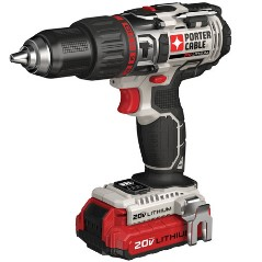 PORTER-CABLE cordless tools
