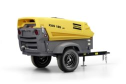 Atlas Copco portable compressor