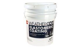 GAF elastomeric coating