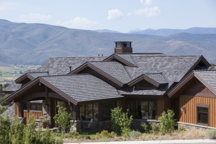 Shake and slate products 2014 02 06 roofing contractor for Davinci roofscapes cost