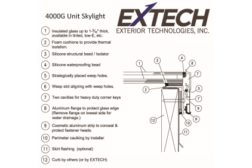EXTECH skylight