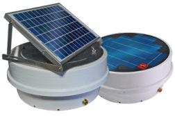 Sentinel Solar Roof Pump