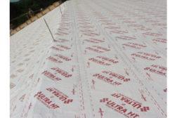 MFM high-temperature roof underlayment