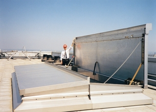 Custom Roof Hatches 2013 09 20 Roofing Contractor