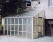 Greenhouse Fiberglass